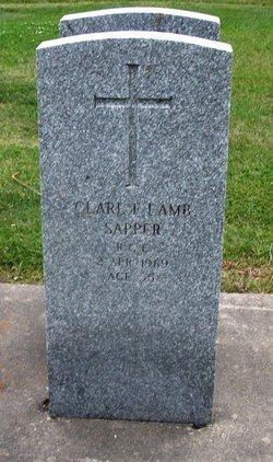Clara F. Lamb