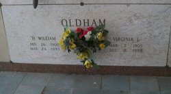 Catherine Virginia <I>Lyon</I> Oldham