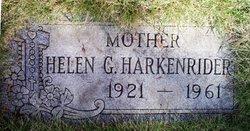 Helen G Harkenrider