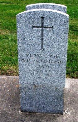 William Clelland Blair