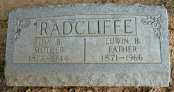 Ida Belle <I>Scott</I> Radcliffe