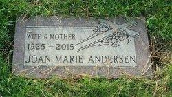 Joan Marie Anderson