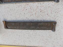 """Albert A. """"Bert"""" Dukes"""