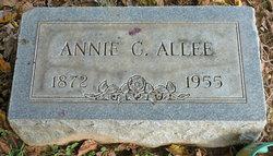 Annie C <I>Clephane</I> Allee