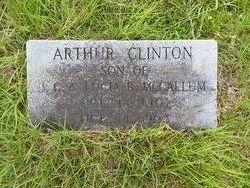Arthur Clinton McCallum