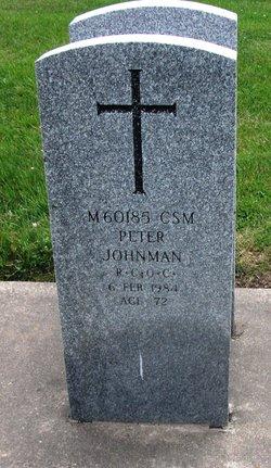 Peter Johnman