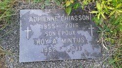 Adrienne <I>Chiasson</I> Mintus