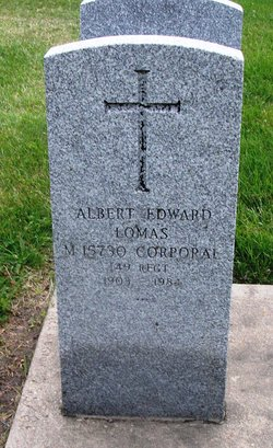 Albert Edward Lomas