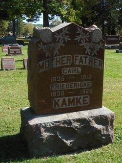 Friedericke Kamke