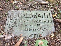 Henry Galbraith