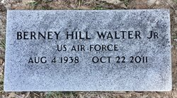 Berney Hill Walter, Jr