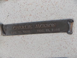Charlie Jackson