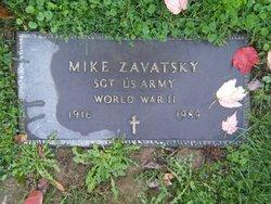 Mike Zavatsky