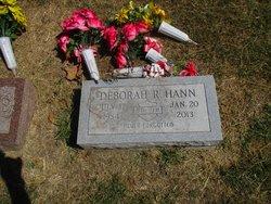 Deborah R. Hann