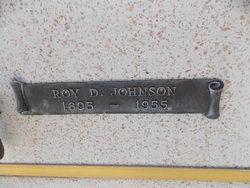 Roy D. Johnson