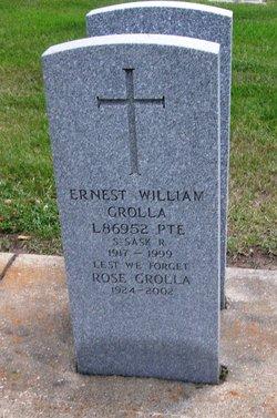Ernest William Grolla