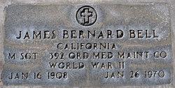 MSGT James Bernard Bell