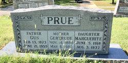 Marguerite Prue