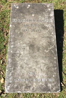 """William Randolph M. """"Bill"""" Palmer, Jr"""