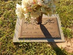 Willie Gene <I>Gilley</I> Sawyer