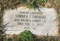 Stanley J Zuiewski