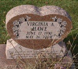 Virginia Anna <I>Greenan</I> Hawe