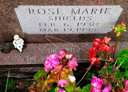 Rose Marie <I>Shields</I> Stoeckeler