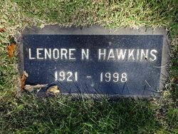 Lenore Nataline <I>Scardino</I> Hawkins