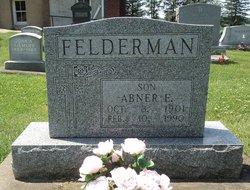Abner E. Felderman