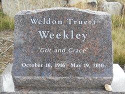 Weldon Truett Weekley