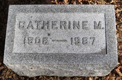 Catherine M. Traves