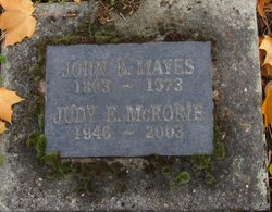 Judy E. McKorie