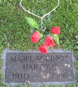 Mabel <I>McGinnis</I> Hartwig
