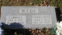 Carroll Wade