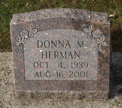 Donna May <I>Snyder</I> Herman