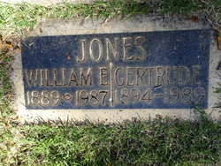 William Edward Jones, Jr