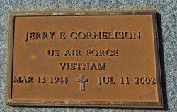 Jerry E Cornelison