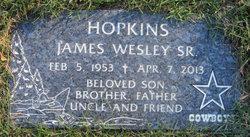 James Wesley Hopkins, Sr