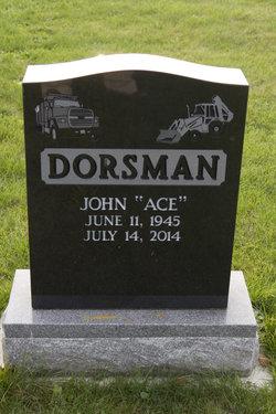 "John ""Ace"" Dorsman"