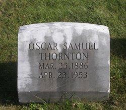 Oscar Samuel Thornton