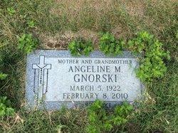 Angeline Mary <I>Sanginiti</I> Gnorski
