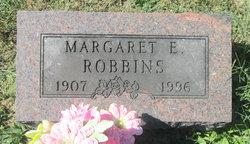 Margaret E. Robbins