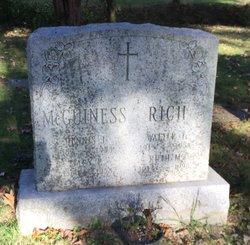 Ruth Mary <I>McGuiness</I> Rich