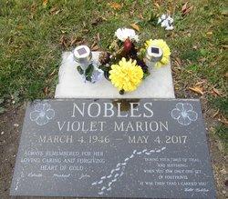 Violet Marion Nobles