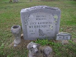 Lucy Katherine Wehrenberg