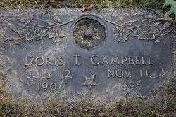 Doris T. Campbell