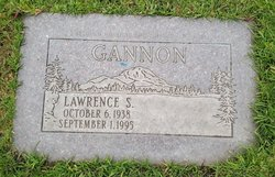 Lawrence S Gannon