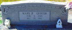 Mary P Griffin