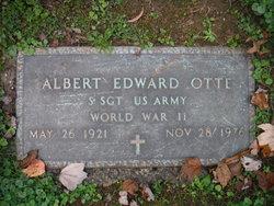 Albert Edward Otte