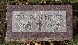 Evelyn M Pierce